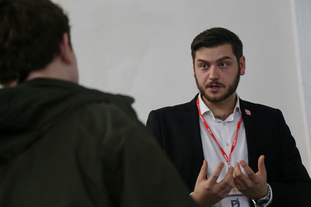 Aston Talks To Students About Their Visions For The Future