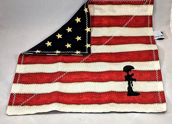 American Flag Hank