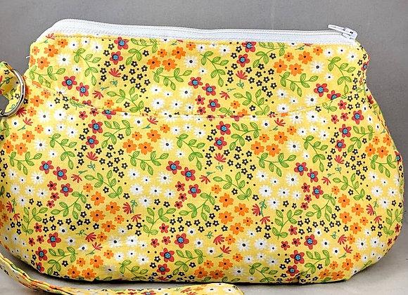 Yellow flowered Gerbera clutch