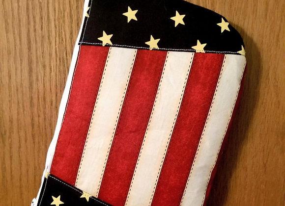 Liberty clutch purse
