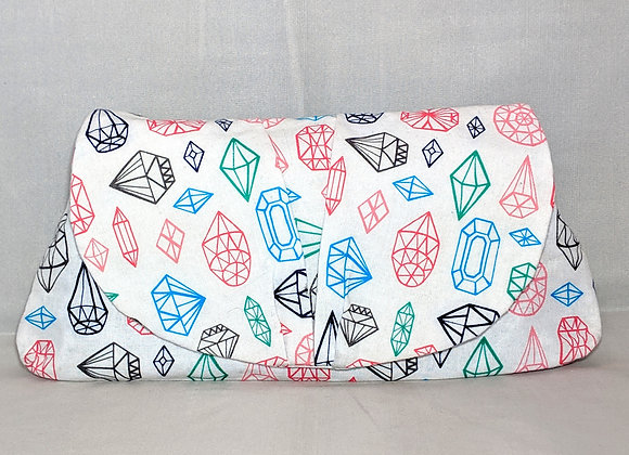 Bright diamond peony clutch bright diamond peony clutch