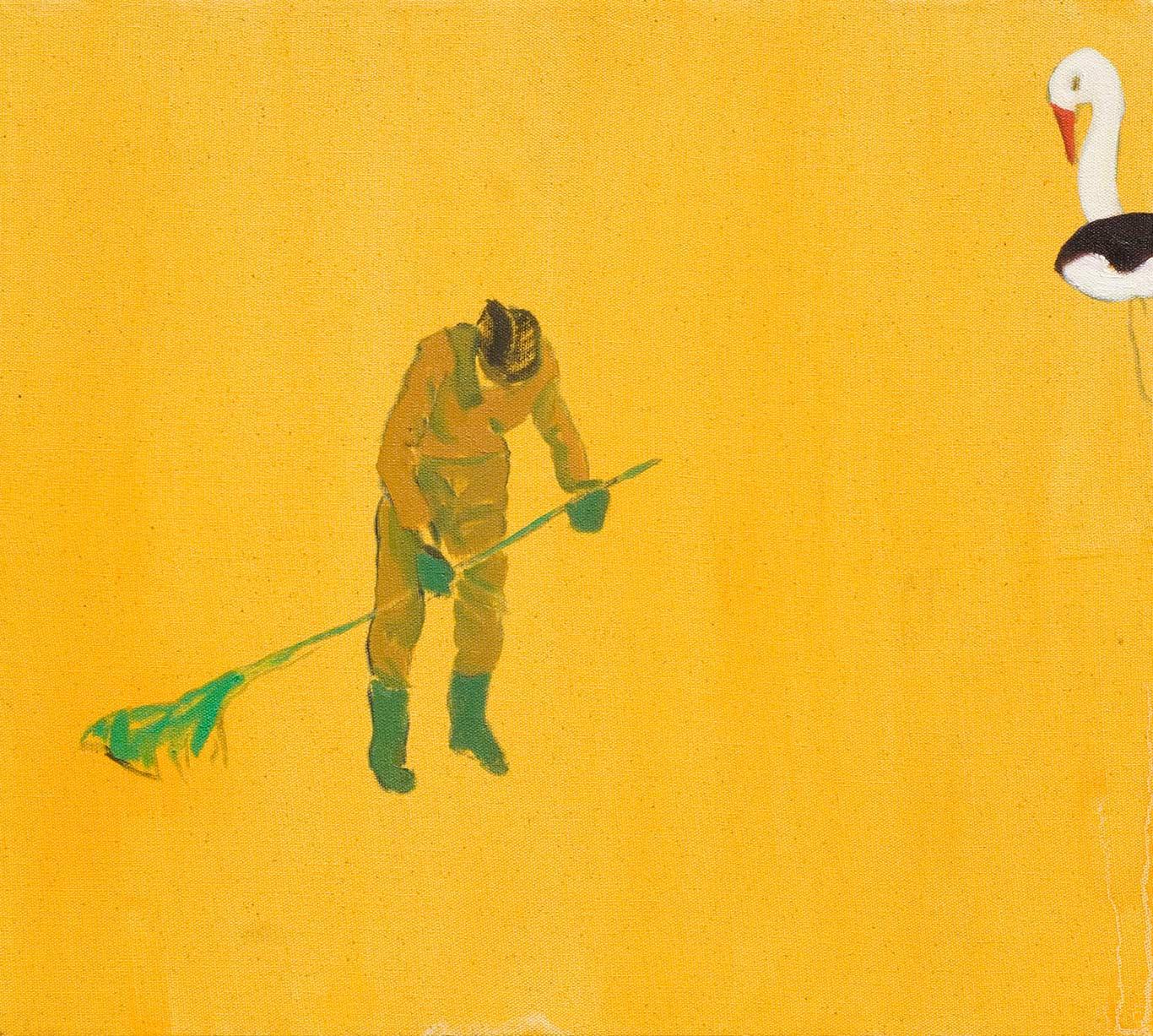 Yellow Rower | 2007