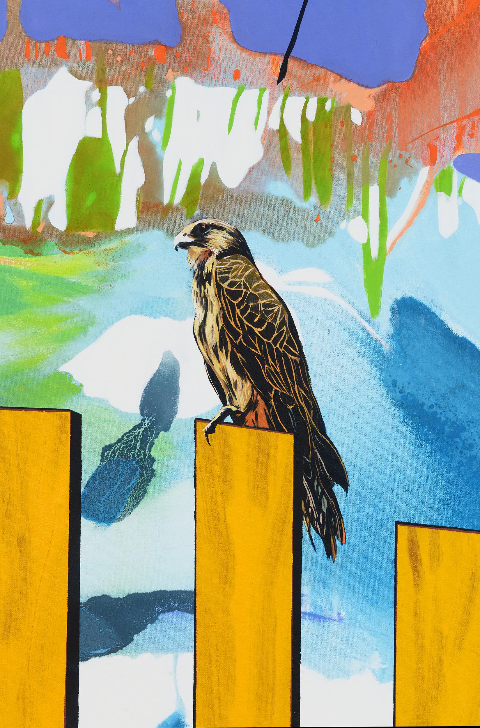 Falcon | (Detail) | 2019