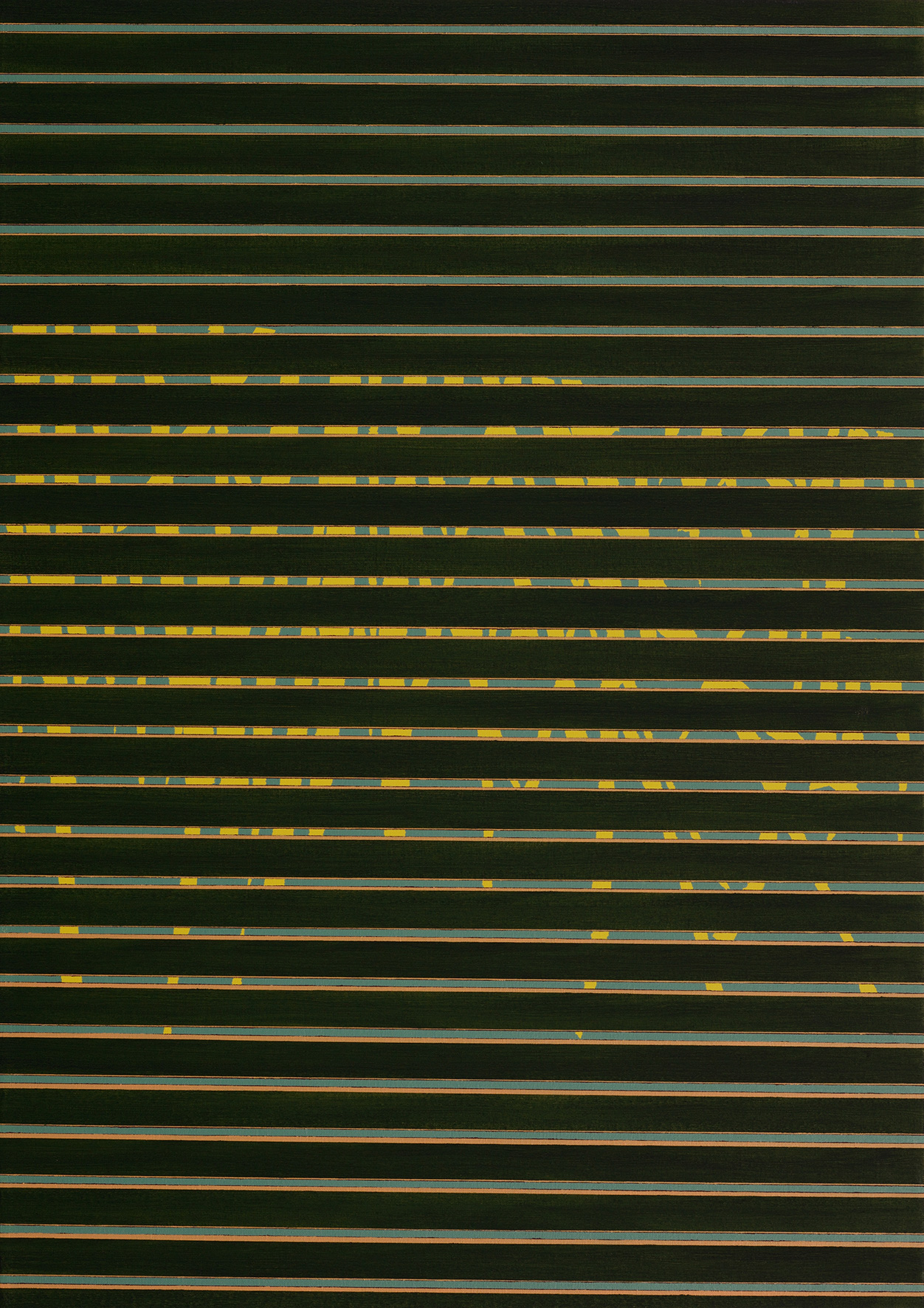 Yellow strings   2012