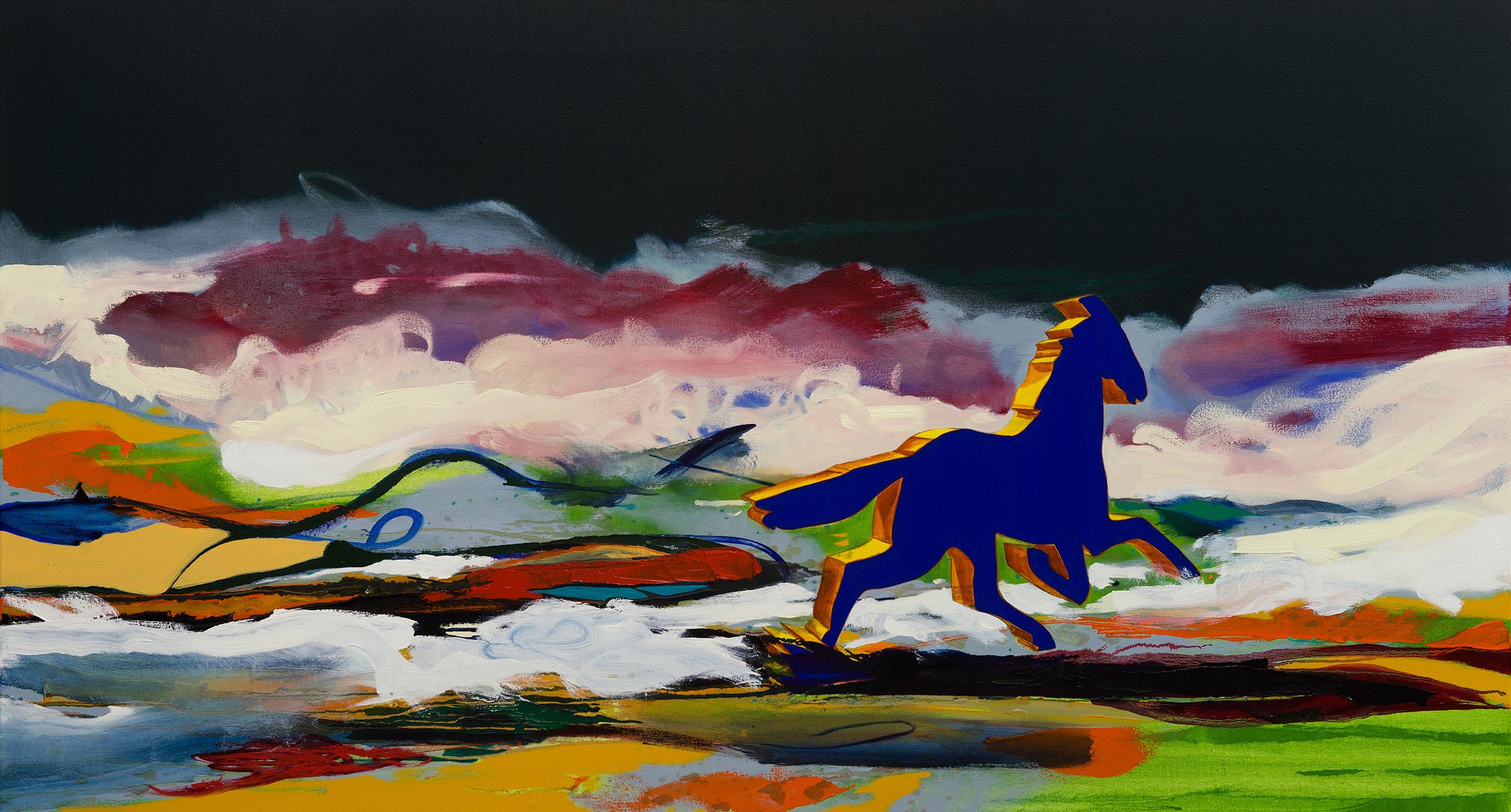 Blue Horse | 2015