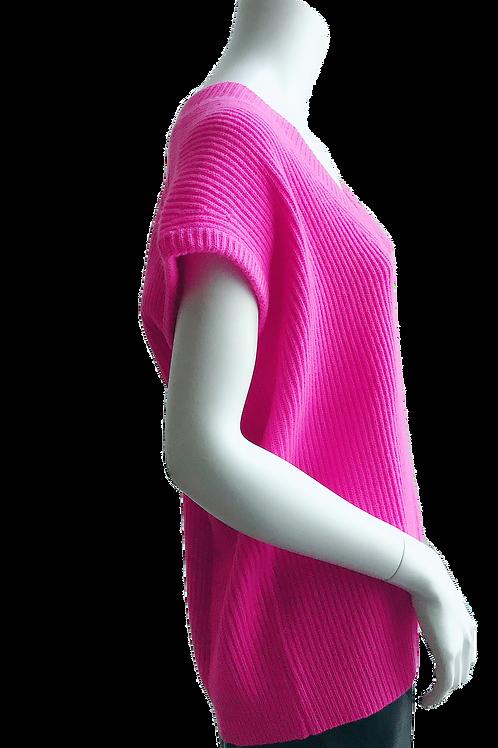AMORPH - HEYpull short 100 % cashmere