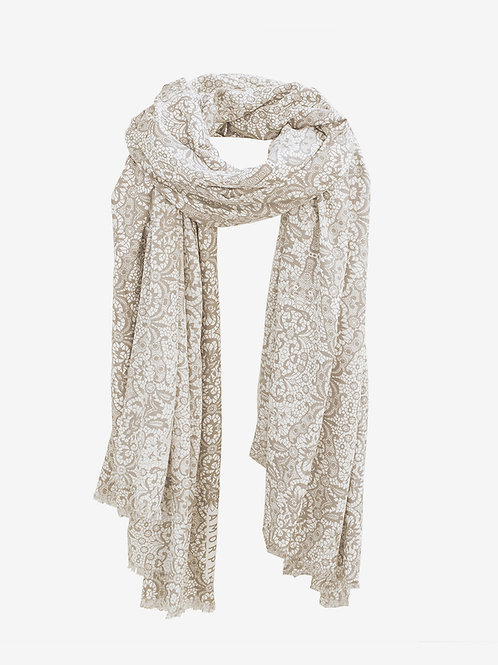 AMORPH - Tuch Lace - Sand