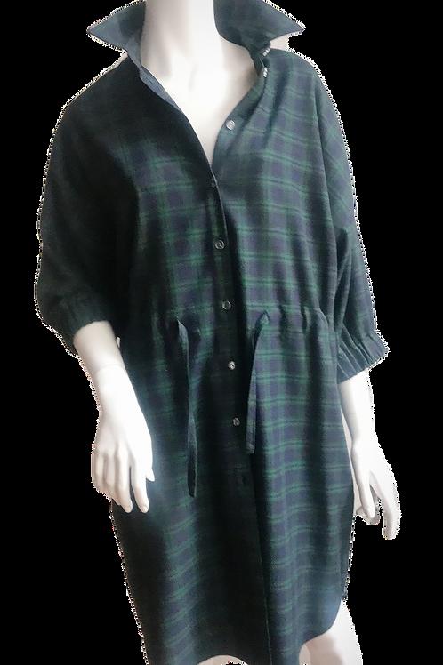 AMORPH - Dress Mia - Wolle dünn