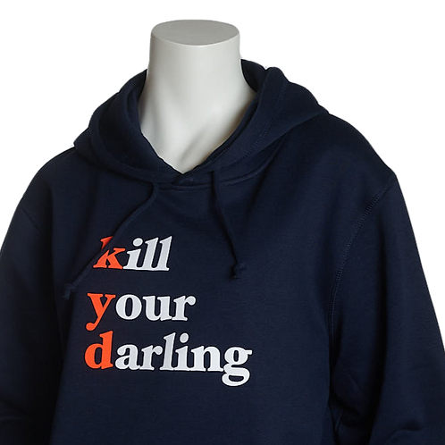 JERSEY HOODIE kill your darling