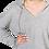 Thumbnail: AMORPH - Hoodie open v-neck 100 % Cashmere