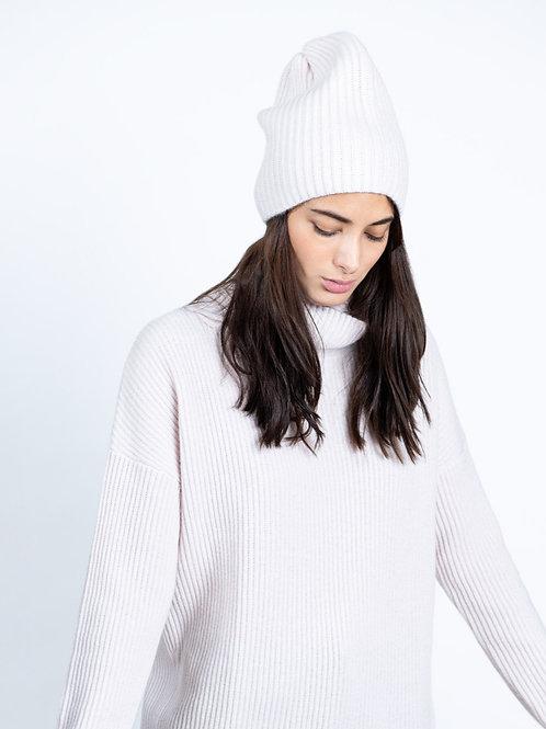AMORPH - VOK ripp classic shorter version 100 % cashmere