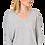 Thumbnail: AMORPH - VOK classic V neck 100 % cashmere