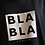 Thumbnail: AMORPH - Hoodie sleeveless BLA BLA Jersey