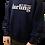Thumbnail: AMORPH - Sweater Kill your Darling mit Ballonarm Jersey