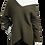 Thumbnail: AMORPH - VOK ripp heavy v-neck 100 % cashmere