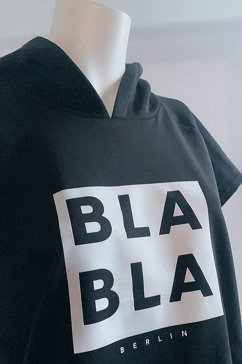 AMORPH - Hoodie sleeveless BLA BLA Jersey