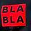Thumbnail: AMORPH - Sweater BLA BLA JERSEY