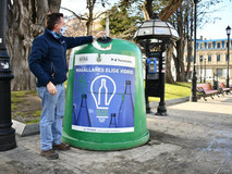 Magallanes Elige Vidrio: 1 millón de envases reciclados