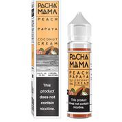 Peach Papaya Coconut Cream