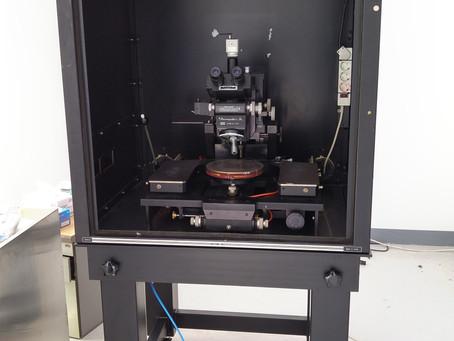 현미경 암실 시스템 제작