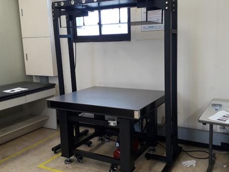 한국과학기술원 계측기선반지지대 Optical Platform 납품후기