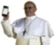 sommo pontefice papa francesco vescovo e pietro di roma