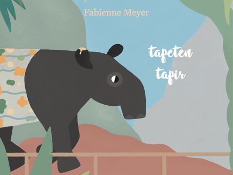 Vorstellung: Tapeten Tapir
