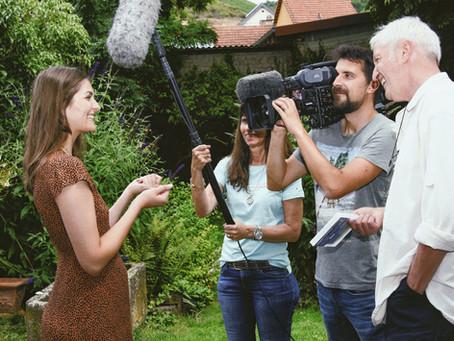 Interview mit der SWR Landesschau
