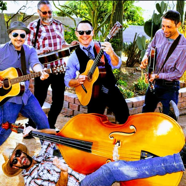 Brokedown Palace Band