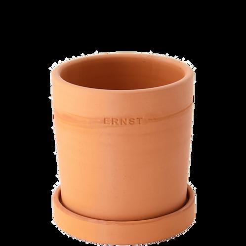 Terracotta Topf Blumentopf Ernst schwedisch