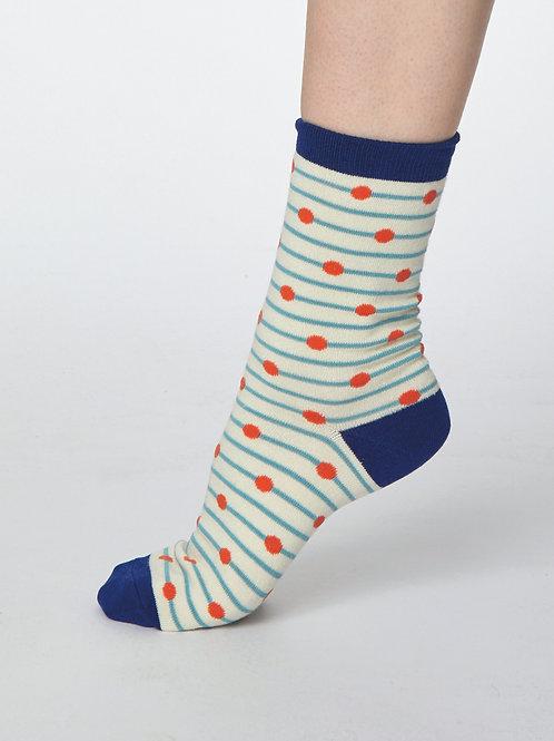 Hope Spot Bamboo Socks - Cream