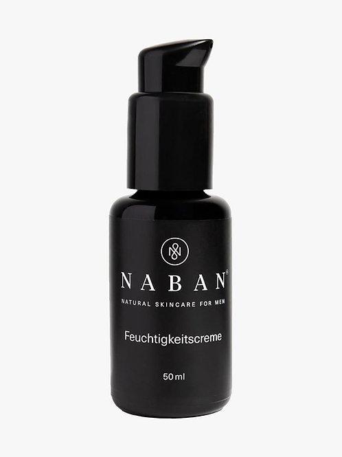 NABAN natürliche Feuchtigkeitscreme für Männer, Made in Switzerland