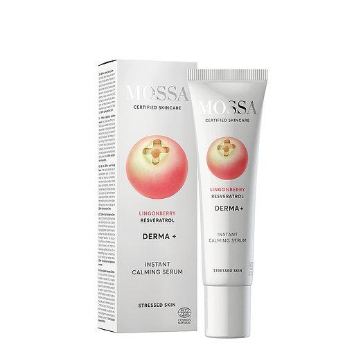 Mossa Certified Cosmetics Derma + Feuchtigkeitscreme für irritierte und gestresste Haut