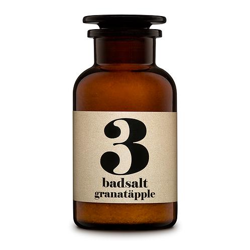 Granatapfel - Badesalz Nr. 3