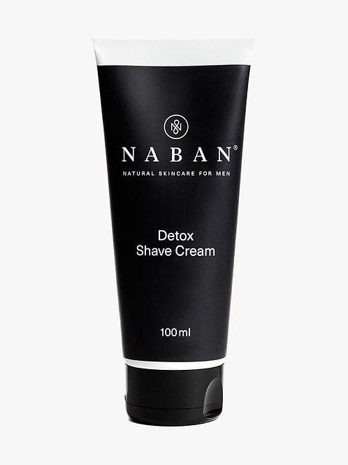 NABAN natürliche Rasiercreme für Männer, Made in Switzerland