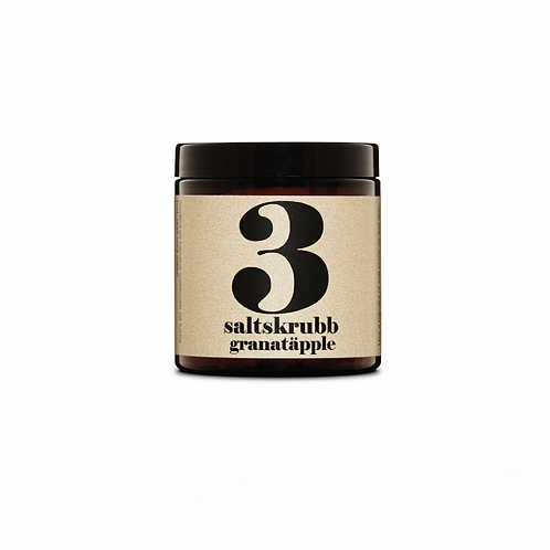 Granatapfel - Salz-Körperpeeling Nr. 3