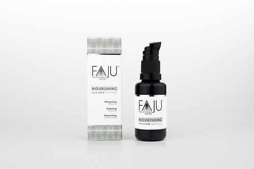 Faju High Performance Skincare Rejuvenating Serum bei trockener Haut, hochwirksames Serum aus Ölen und Pflanzenextrakten