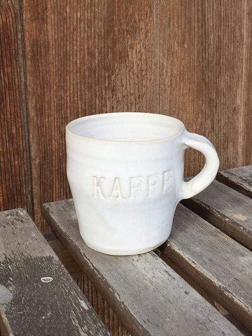 Västergården Kaffeetasse Frukost, Keramik handgemacht in Schweden