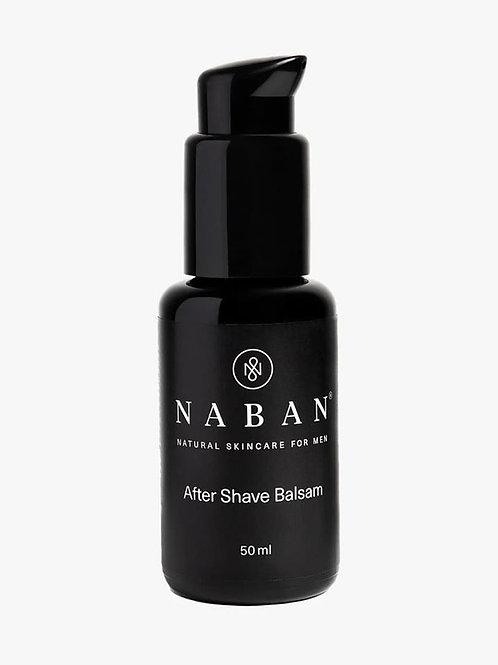 NABAN natürlicher After Shave Balsam für Männer, Made in Switzerland