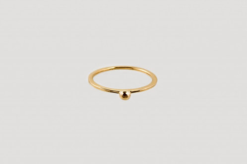 Wildberry Ring Gold