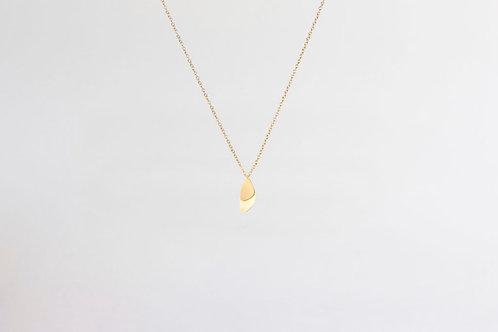 halskette gold muschel nachhaltig bewusst ethisch fair julia otilia your green boutique