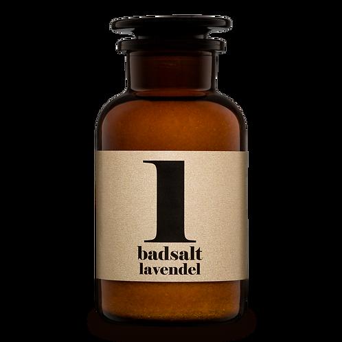 Lavendel - Badesalz Nr. 1