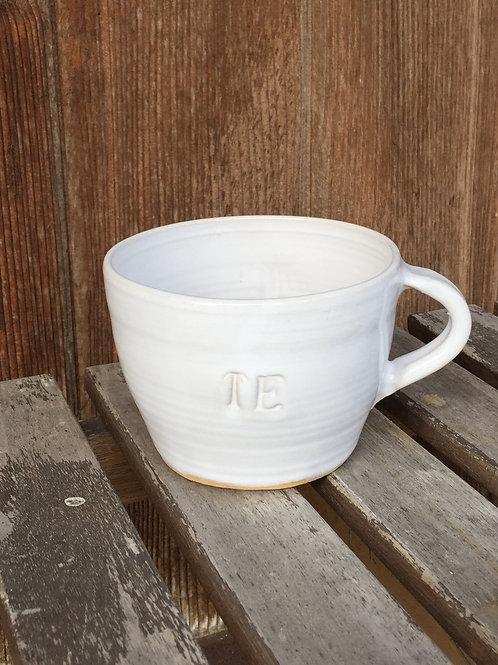 Västergården Teetasse Frukost, Keramik handgemacht in Schweden