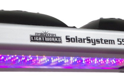California Lightworks Solarsystem 550 Veg