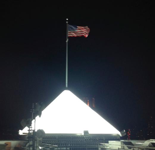 Trinity Pyramid , After,