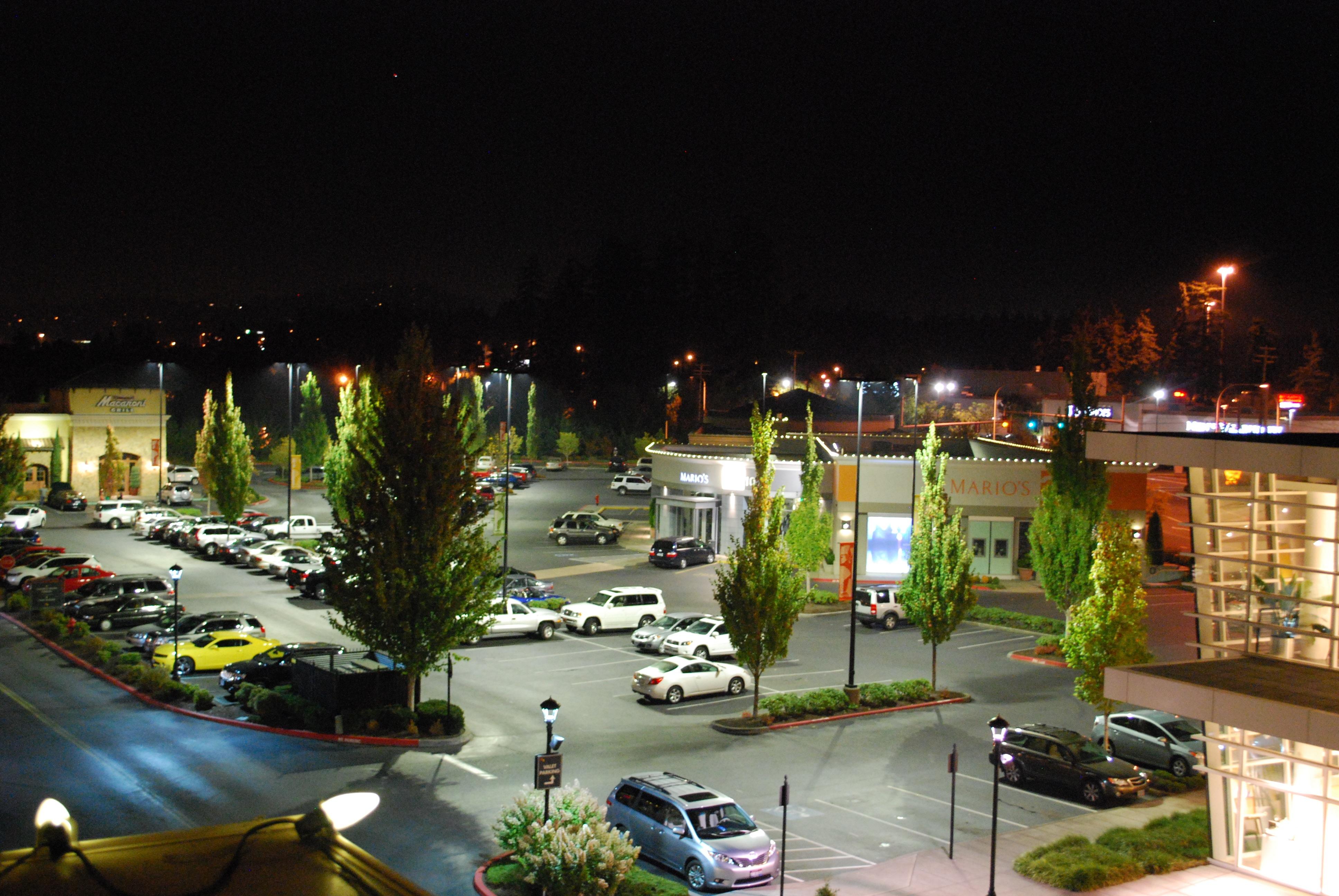 Bridgeport Village 254 Watt LED