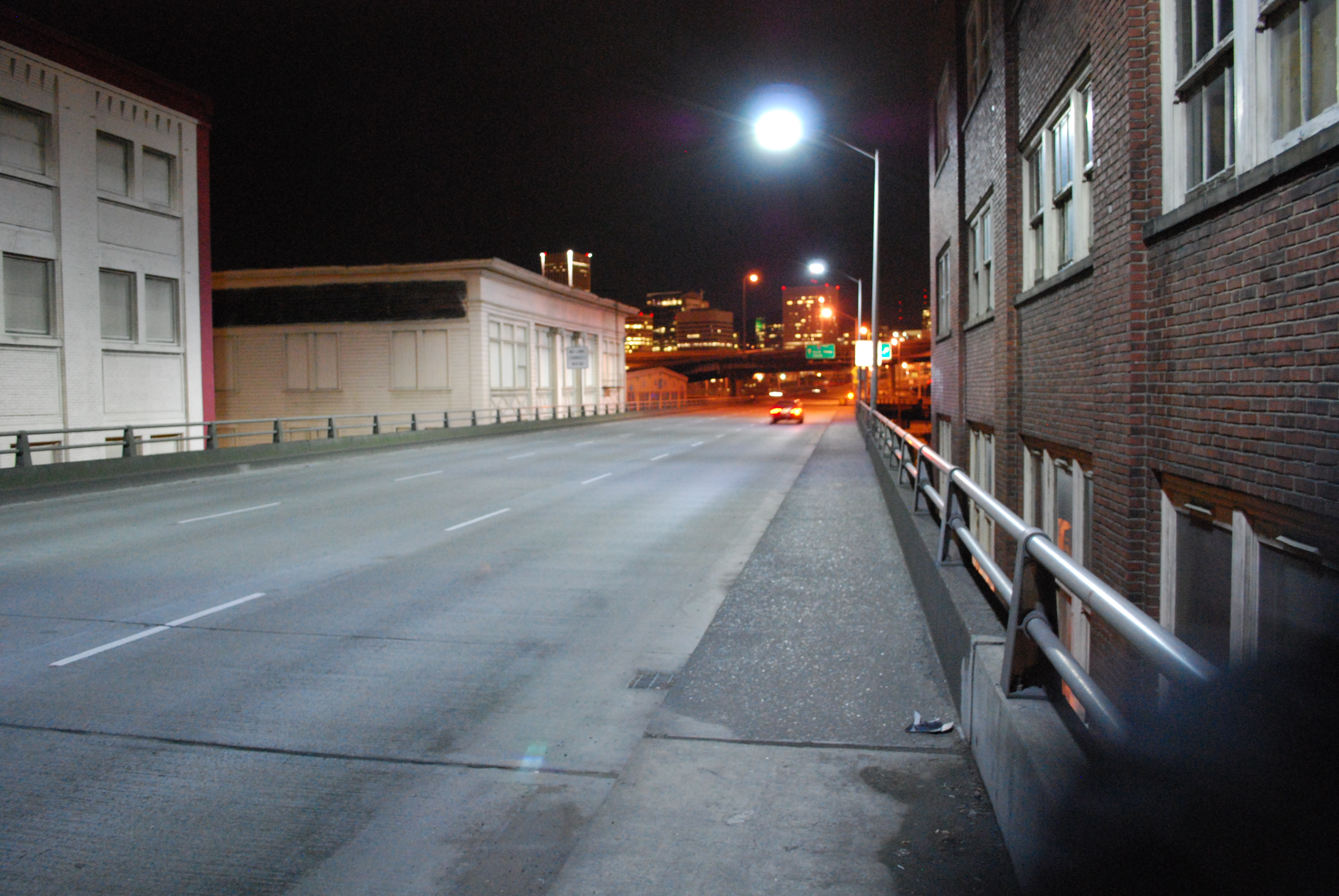 Morrison Bridge, 90 watt LED