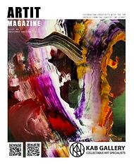 Cover of Artit n.5 2018.png