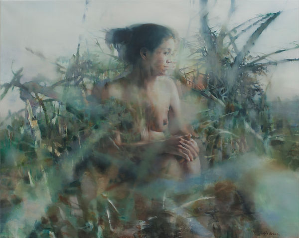 Jin Bo, 金波 | artiste contemporain chinois | France-Chine.