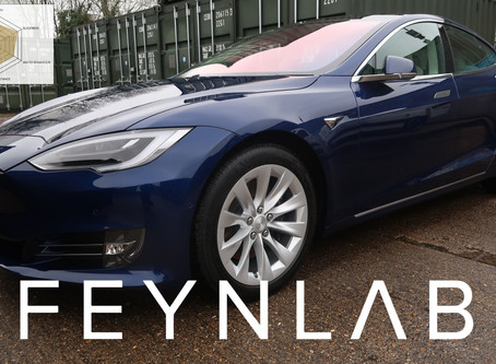Tesla Model S 75D - New Car Protection Feynlab Ceramic